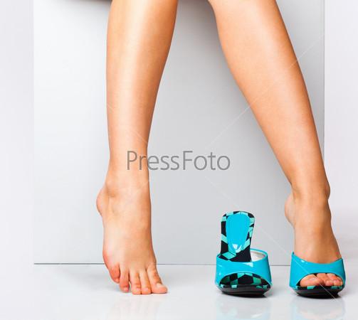 видеть себя без обуви босиком идеальный