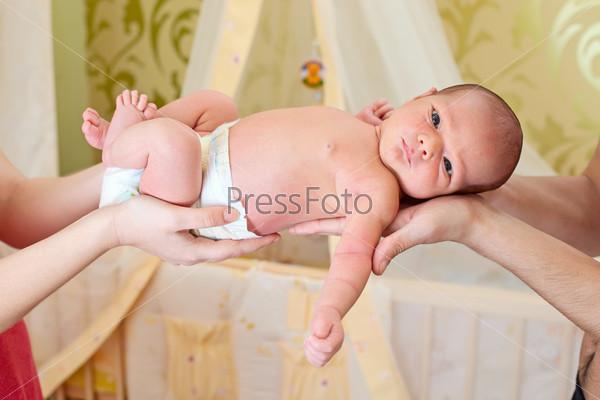 К чему снится грудной мальчик на руках