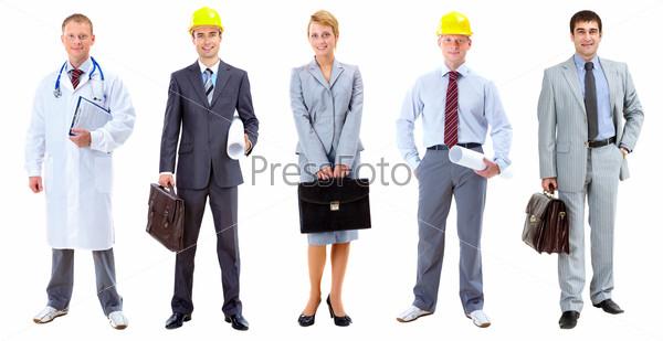 фото разных профессий людей