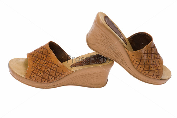Shoes close up
