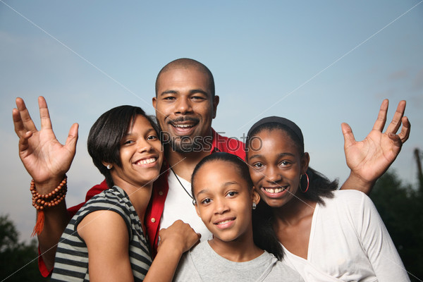 beauty family and people