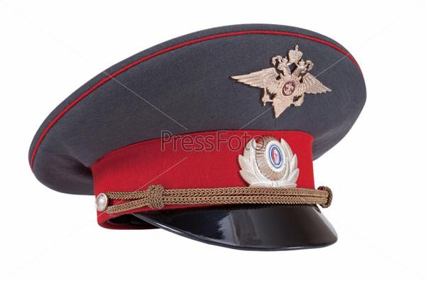 Фуражка полицейского детская своими руками 3