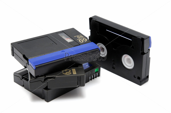 Restore video tapes