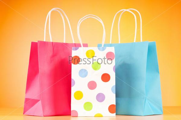 картинки пакеты с покупками