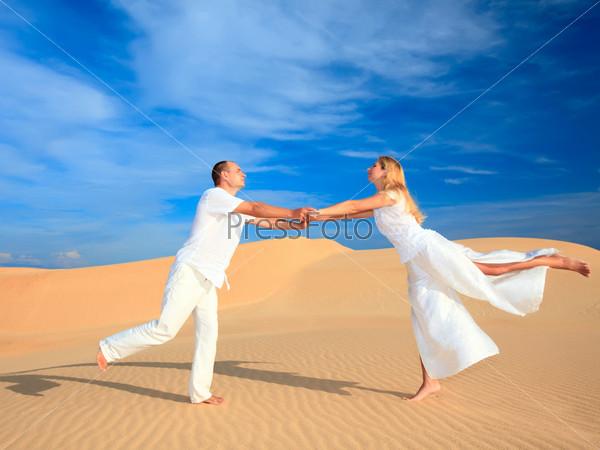 desert dance essay
