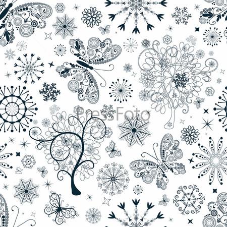 картинки узоры на белом фоне