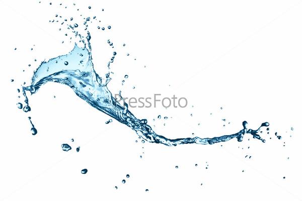 фото брызги воды