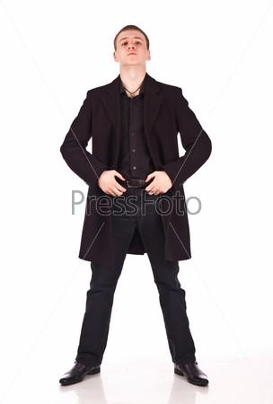 фото мужчины в полный рост