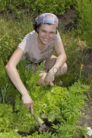 Огород ню фото 68651 фотография