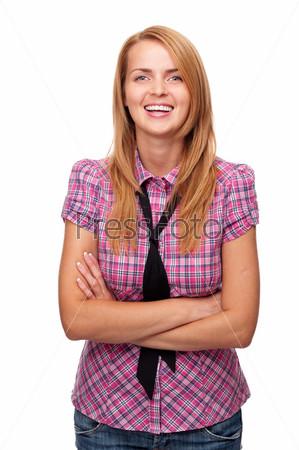 20 нравятся девушки в галстуках: