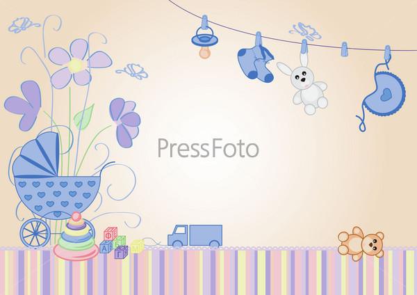 Рождения внука, фон открытки поздравление с рождением мальчика