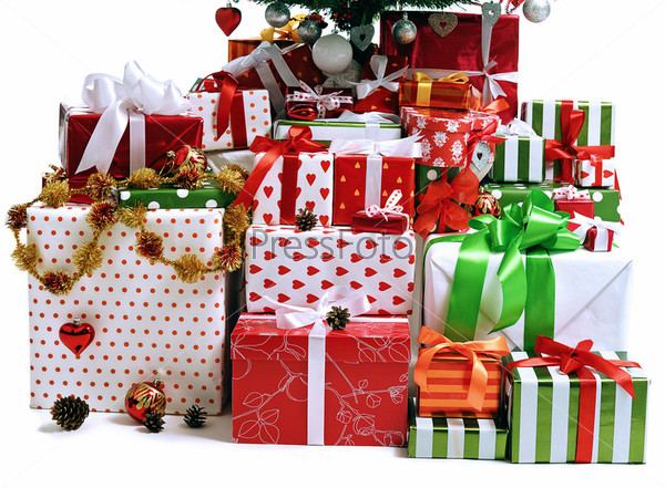 Подарки картинки Фото и рисунки с красивыми подарками