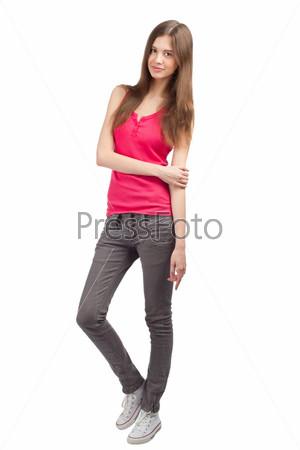 Красивые девушки в полный рост фото 383-704