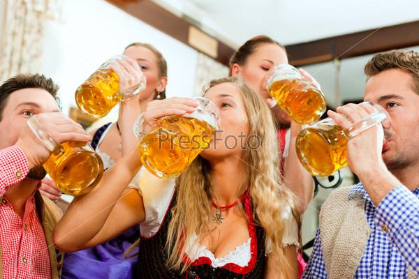 Как не пить в компании