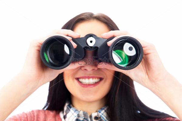 Бинокль – видеть или использовать по назначению во сне полевой бинокль – предсказывает вам материальное благополучие.