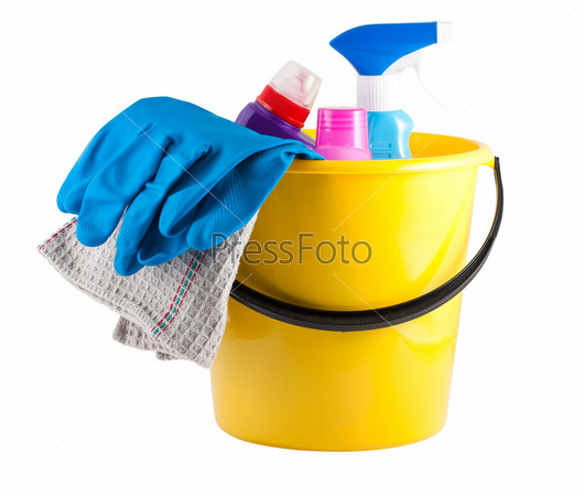 Ведро для мытья посуды