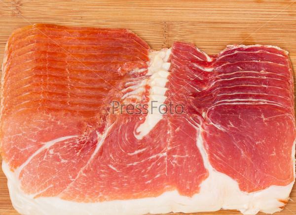 cured ham