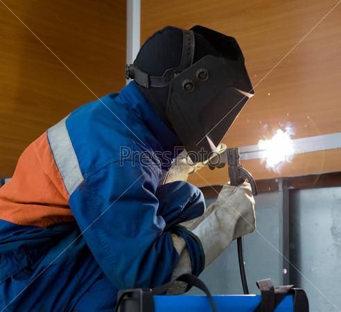 Фотография на тему Сварка металлоконструкций