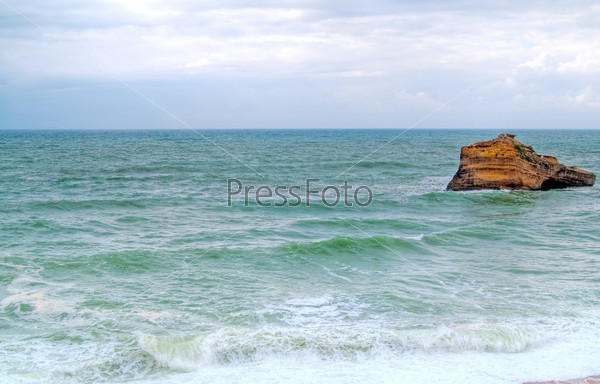 Красивый океан