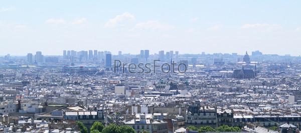 Фотография на тему Монмартр, Париж