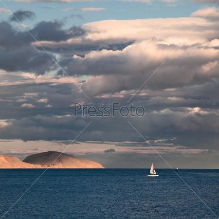 Черное море. Крым, Украина
