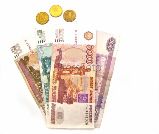 Банкноты и монеты Российской Федерации
