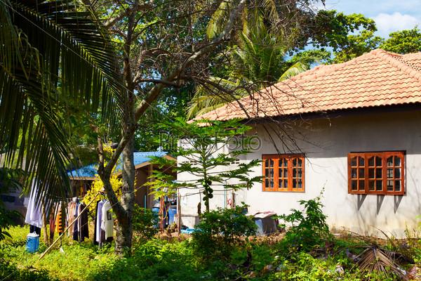 Сельский дом в Краби, югу от Таиланда