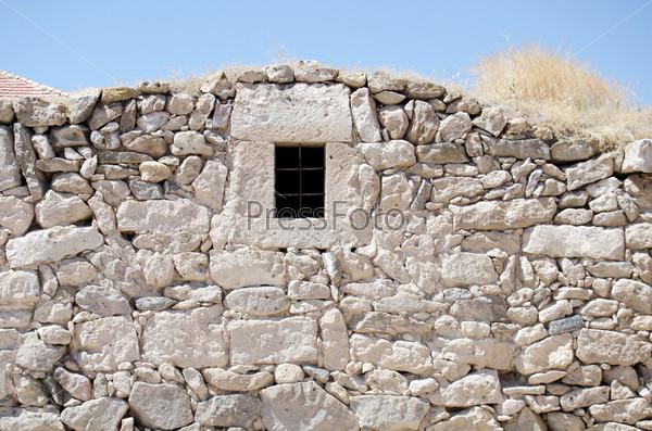 Фотография на тему Каменные постройки в Каппадокии, Турция