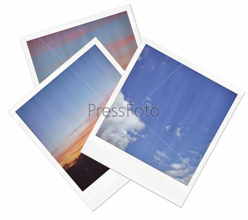 Фотография на тему Моментальные фотографии с пейзажами