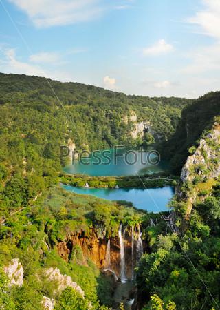 Плитвицкие озера, Национальный парк в Хорватии