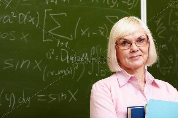 Фотография на тему Опытный педагог