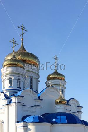 Храм в честь иконы Казанской Божьей Матери