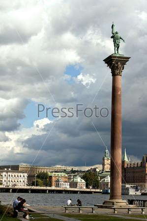 Фотография на тему Стокгольм