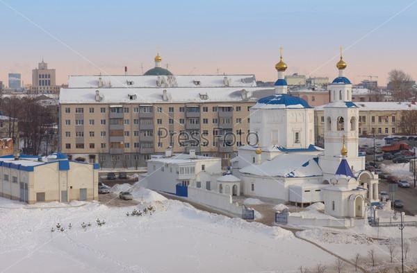 Фотография на тему Церковь Святой Параскевы Пятницы в Казани, Республика Татарстан