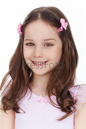 Фотография на тему Очаровательная девочка