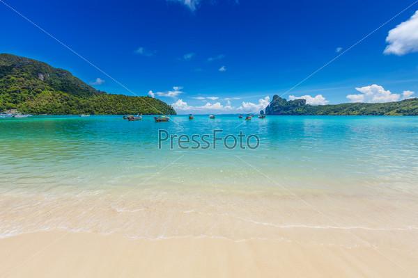 Красивый пляж, Таиланд