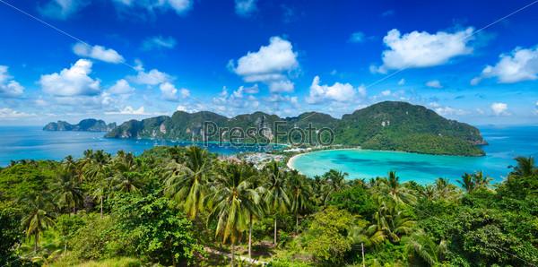 Тропический остров, Таиланд