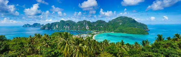 Фотография на тему Тропический остров, Таиланд