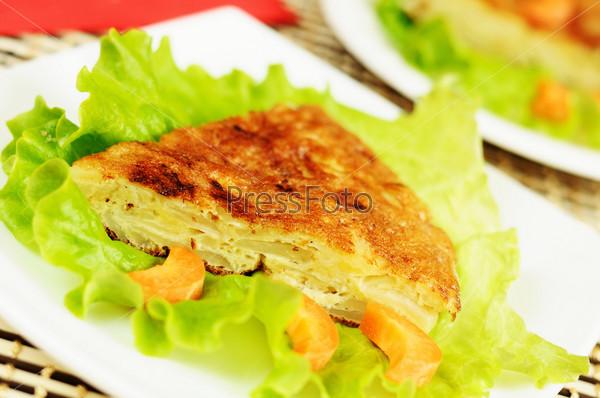 Испанское национальное блюдо