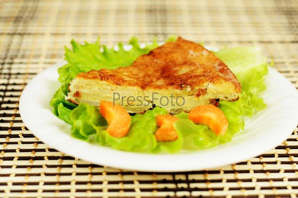 Фотография на тему Испанское национальное блюдо