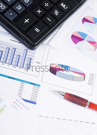 Графики, диаграммы, таблицы. Рабочее место делового человека