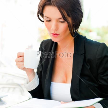 Фотография на тему Портрет деловой женщины