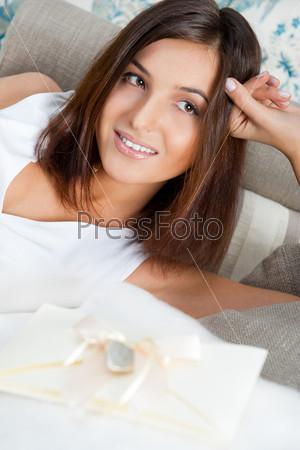 Фотография на тему Портрет молодой девушки