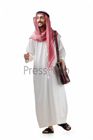 Концепция разнообразия, молодой араб