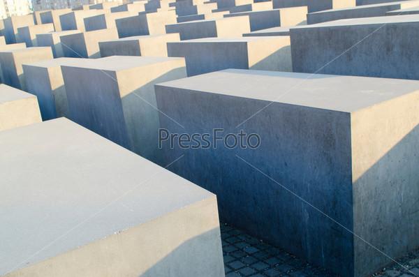 Мемориал памяти жертв Холокоста в Берлине