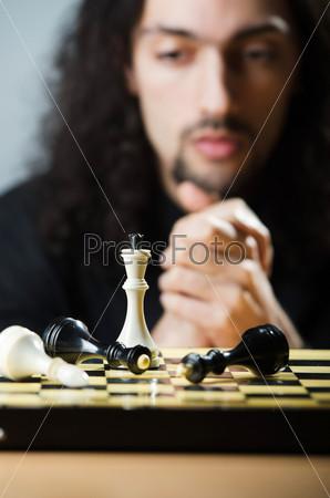 Фотография на тему Шахматист