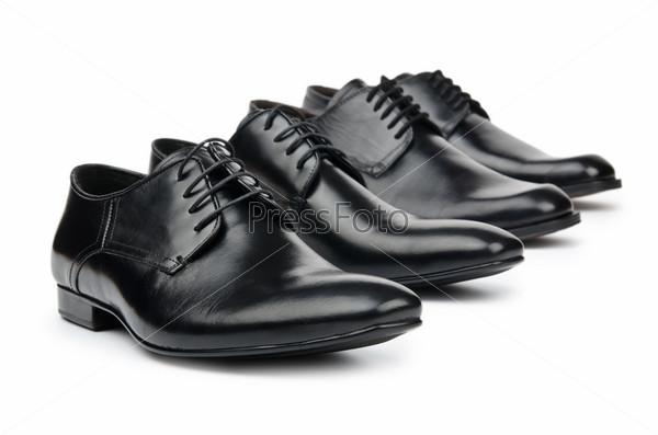 Мужская обувь, концепция моды