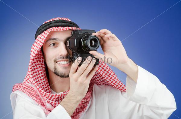 Арабский фотограф