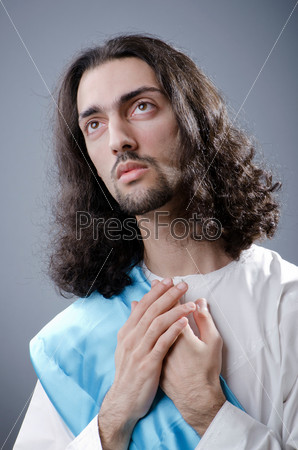 Фотография на тему Персонификация Иисуса Христа