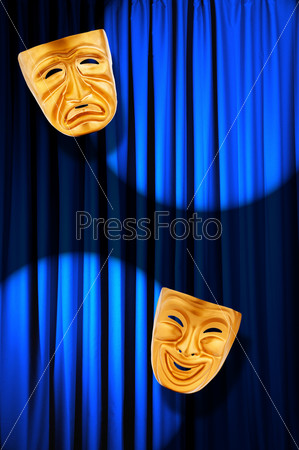 Фотография на тему Концепция театра